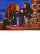 Video: Conan O'Brien Gets Snooki & Jwoww Makeover