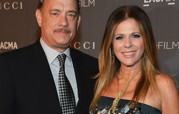 Throwback Thursday: See Tom Hanks and Rita Wilson Circa 1987!