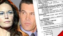 Diane Lane Pulls Trigger on Divorce from Josh Brolin