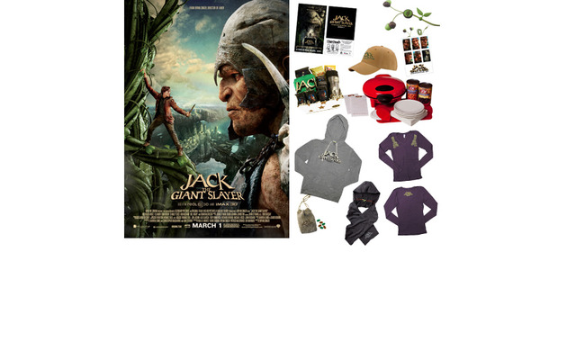 "You Can Win A ""Jack The Giant Slayer"" Prize Pack!"