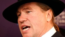 LAWSUIT OF IRONY -- Val Kilmer Sued for $128,000 ... Over Money Problems