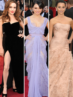 Best Dressed Stars of Oscars&#039; Past!