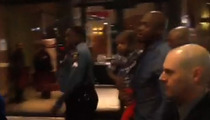 NFL Badass Adrian Peterson -- I Won't Let My Son Play Football