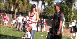 Tiger Woods Reunited with Elin Nordegren [PHOTOS]