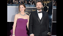 Ben Affleck -- Gettin' Snubbed Never Looked So Good