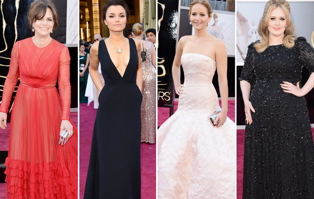 Most Fabulous Oscar Fashions -- You Decide!
