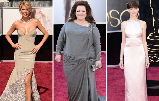 2013 Oscars -- Worst & Best Dressed Stars!