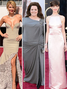 2013 Oscars -- Worst &amp; Best Dressed Stars!