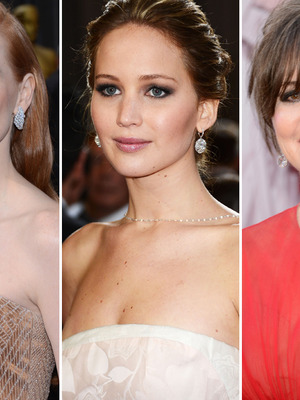 Most Fabulous Oscar Jewelry -- You Decide!