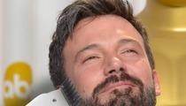 Ben Affleck's Close Shave!