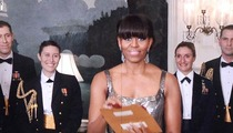 Best Picture Oscar -- First Lady NOT First to Know