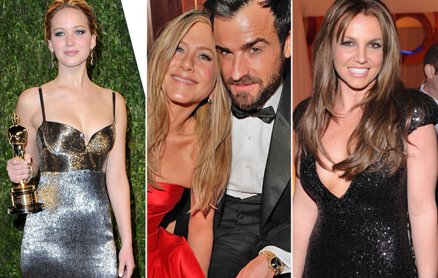After-Party Madness -- Inside All the Hot Oscar Bashes!
