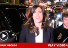 Elisabetta Canalis -- Screw George Clooney... I ROOTED For Quentin Tarantino