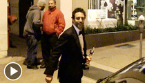 'Argo' Producer Grant Heslov -- How I Dodged the Oscars Toilet Disaster ...
