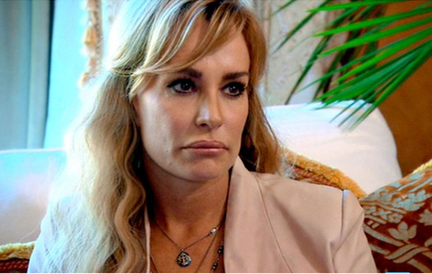 "Taylor Armstrong Discusses Her Drinking, Future on ""Real Housewives"""