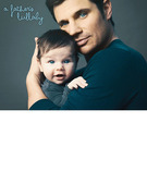 Nick Lachey Poses With Son Camden on New Album Cover