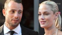 Oscar Pistorius Plans Private Memorial for Girlfriend He Killed