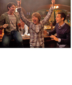 &quot;21 and Over&quot; Giveaway -- Win a Hulu Plus Subscription!