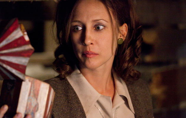 "First Trailer for ""The Conjuring"" Is Frighteningly Effective"