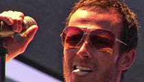 Stone Temple Pilots FIRE Lead Singer Scott Weiland