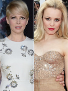 Celeb Splits: Michelle Williams, Rachel McAdams Single Ladies Again
