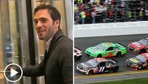 NASCAR's Jimmie Johnson -- Racing Really STINKS Sometimes