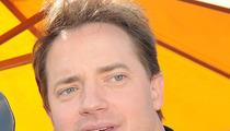 Brendan Fraser -- I'm Losing $87,000 a Month!!!