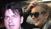 Charlie Sheen -- I Can Save Lindsay Lohan