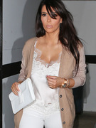 Kim Kardashian Shows Off Improved Pregnancy Style