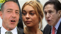 Michael Lohan -- I'll Hire a GOOD Lawyer for Lindsay