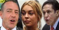 Michael Lohan -- I&#039;ll Hire a GOOD Lawyer for Lindsay