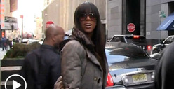 Kelly Rowland -- What&#039;s Cuter ... Babies or Puppies?