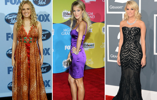 Carrie Underwood Turns 30 -- See Her Through the Years!