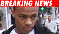 Stressed-Out Bow Wow Rushed to Hospital