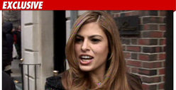 Eva Mendes Calls 911 on Xmas -- Cops Respond