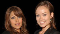 Eva Mendes vs. Olivia Wilde: Who'd You Rather?