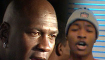 Michael Jordan -- Alleged Love Child BEGGED His Mom to Sue!