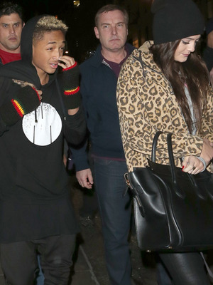 Kylie Jenner Has Dinner Date with Jaden Smith ... and Dad Will!