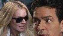 Lindsay Lohan: Shut Up, Charlie Sheen!