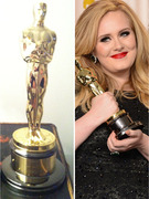 Adele's Son is an Oscar Winner Too