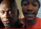 Michael Jordan -- I Am NOT The Fathe