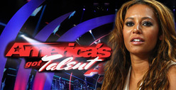 Mel B -- BOOED on &#039;America&#039;s Got Talent&#039;
