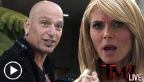 Heidi Klum -- I'm Ready to 'X' You