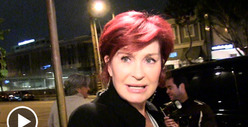 Sharon Osbourne -- 'Suck' It NBC! I'm Off Peacock For Life