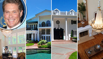 David Hasselhoff Sells House, Free to Live at the Beach Full-time