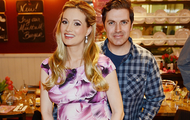 Holly Madison Welcomes Baby Girl!
