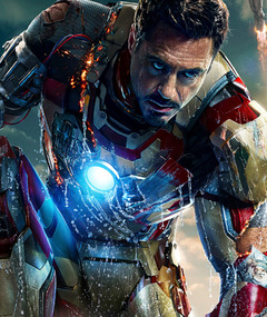 New &quot;Iron Man 3&quot; Trailer Is Here -- And Ridiculous!