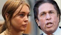 Lindsay Lohan -- I'm Keeping My Lawyer ... The Media Lies!!!