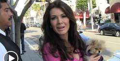 'Real Housewives of Beverly Hills' Lisa Vanderpump -- Adrienne & Camille Ruined Their Own Damn Reps!