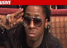 Lil Wayne's Strip Club Party -- 48 Bottles Deep